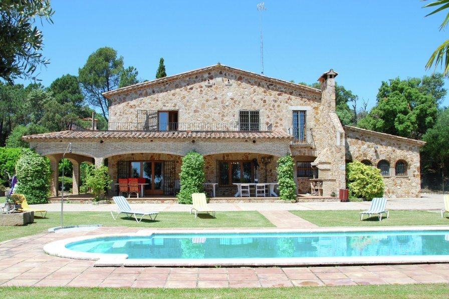 Villa in Spain, Urbanització Romanyà de la Selva