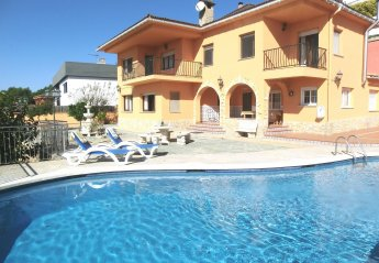 6 bedroom Villa for rent in Blanes