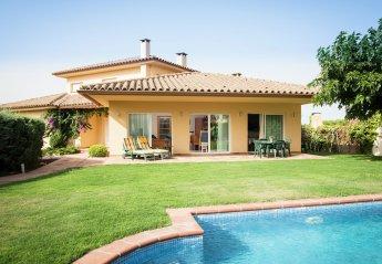 5 bedroom Villa for rent in L'Escala