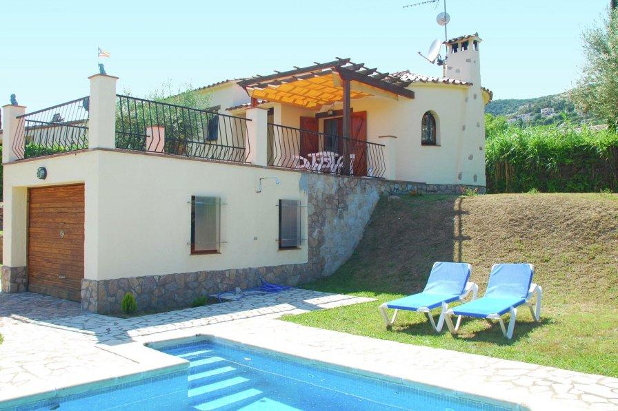 Villa in Spain, Mas Toi