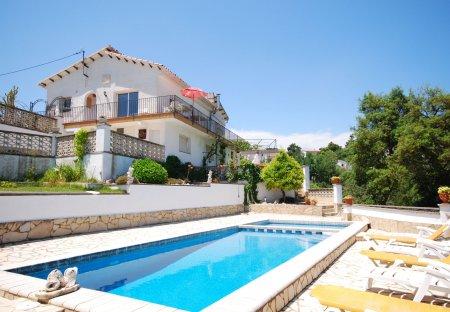 Villa in Lloret Blau, Spain