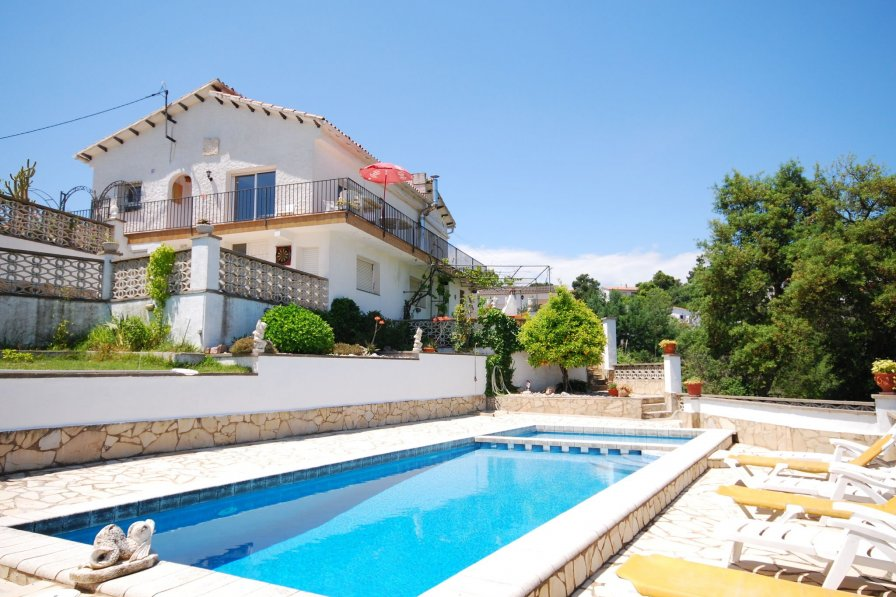 Villa in Spain, Lloret Blau