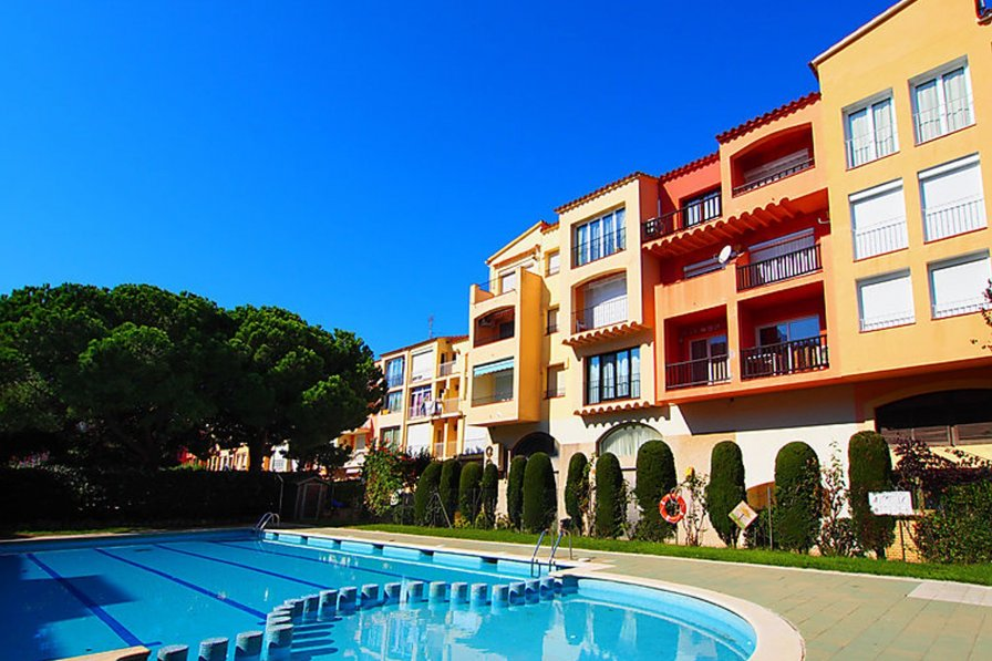 Apartment in Spain, Empuriabrava