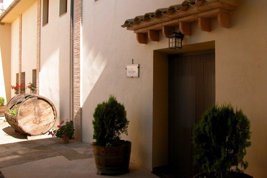 Cottage in Spain, Cofita