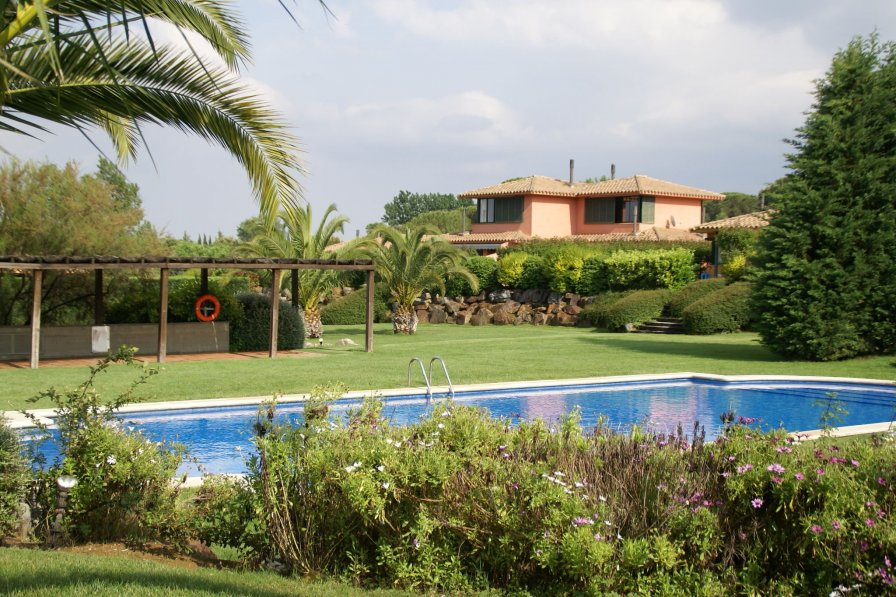 Villa in Spain, Torremirona