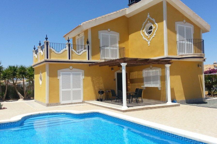 Villa in Spain, Mazarrón Country Club