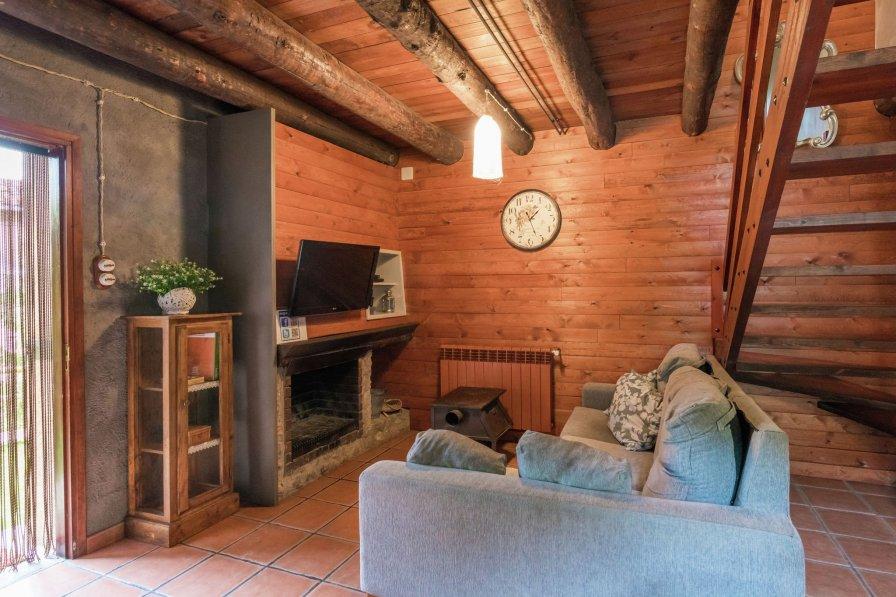Cottage in Spain, Odèn