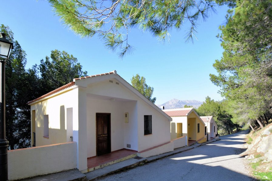 Cottage in Spain, Alcaucín