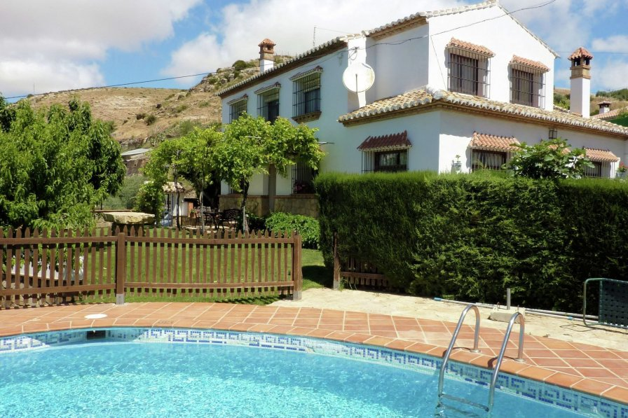 Cottage in Spain, Los Nogales