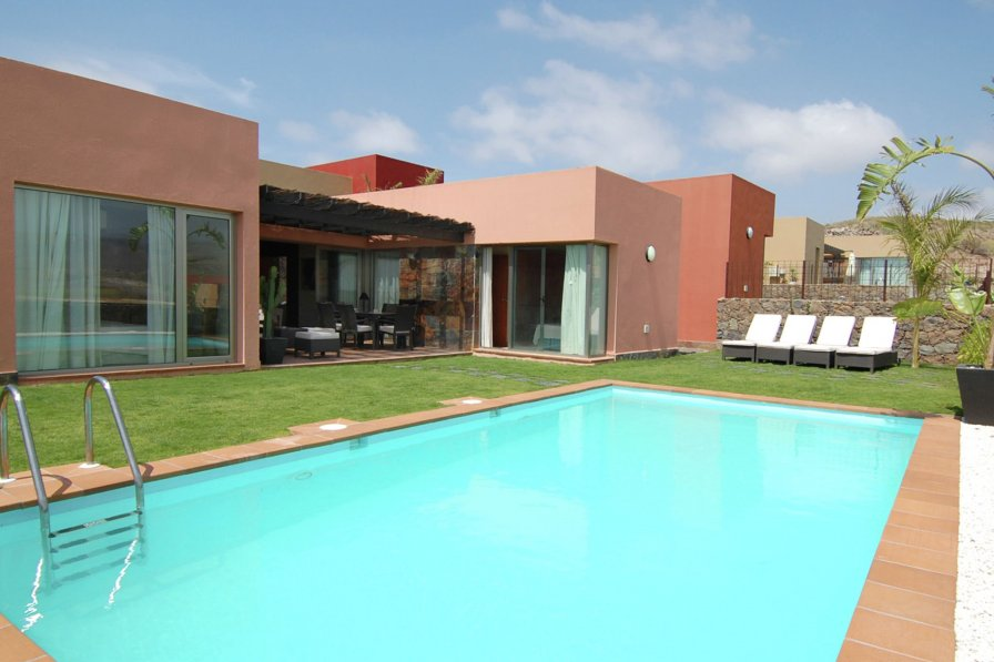 Villa in Spain, Golf Resort Salobre Sur