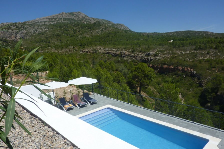 Villa in Spain, Les Planes del Rei
