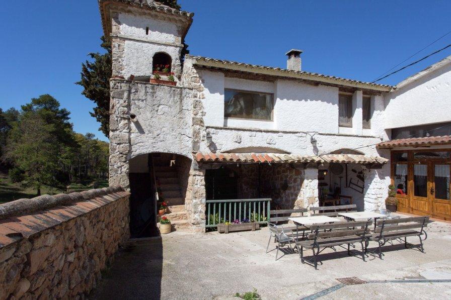 Castle in Spain, Bellprat
