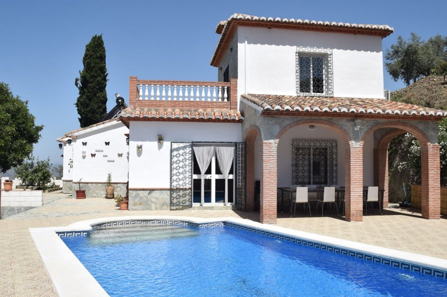 Villa in Spain, Arenas