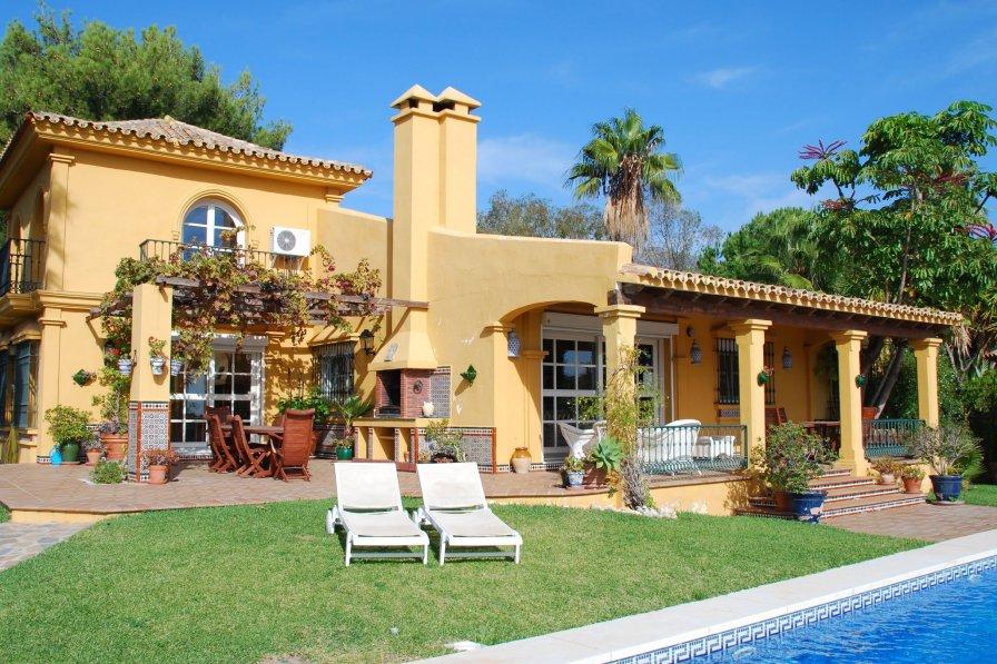 Villa in Spain, Urbanización La Loma