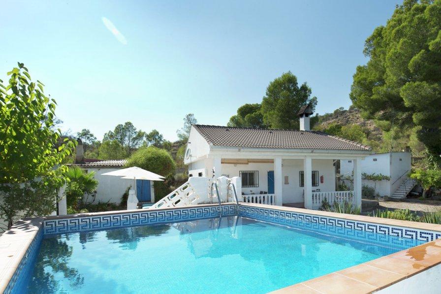 Cottage in Spain, Pedralba