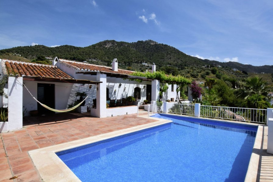 Villa in Spain, Frigiliana