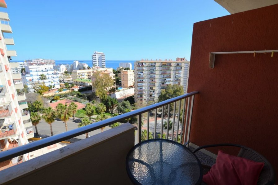Studio apartment in Spain, Benalmádena Costa