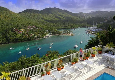 Villa in Marigot Bay, Saint Lucia