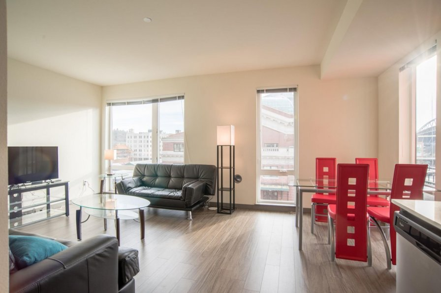 Apartment in USA, Seattle