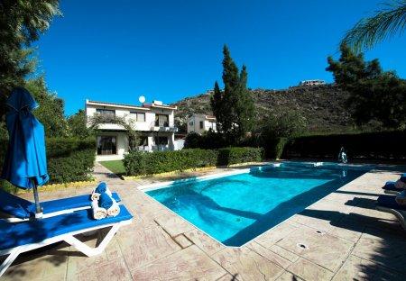 Villa in Pissouri, Cyprus