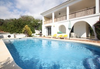 4 bedroom Villa for rent in Elviria