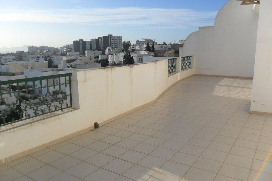 Best view apt Aryanah Tunisie
