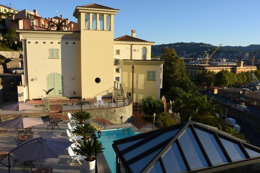 Apartment in Italy, La Spezia
