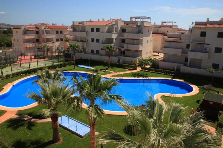 Apartment in Spain, Tres Playas