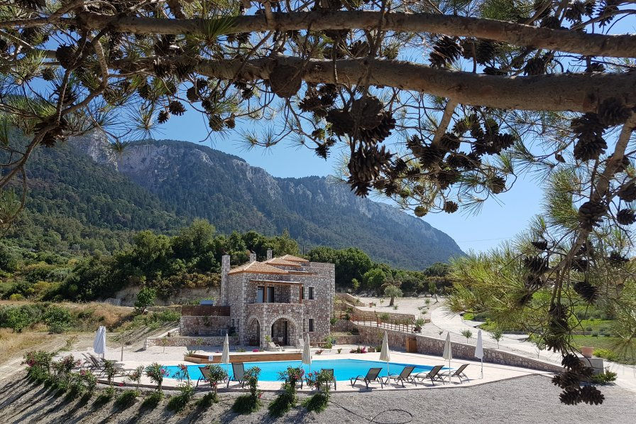 Owners abroad Orange Villa - Salakos