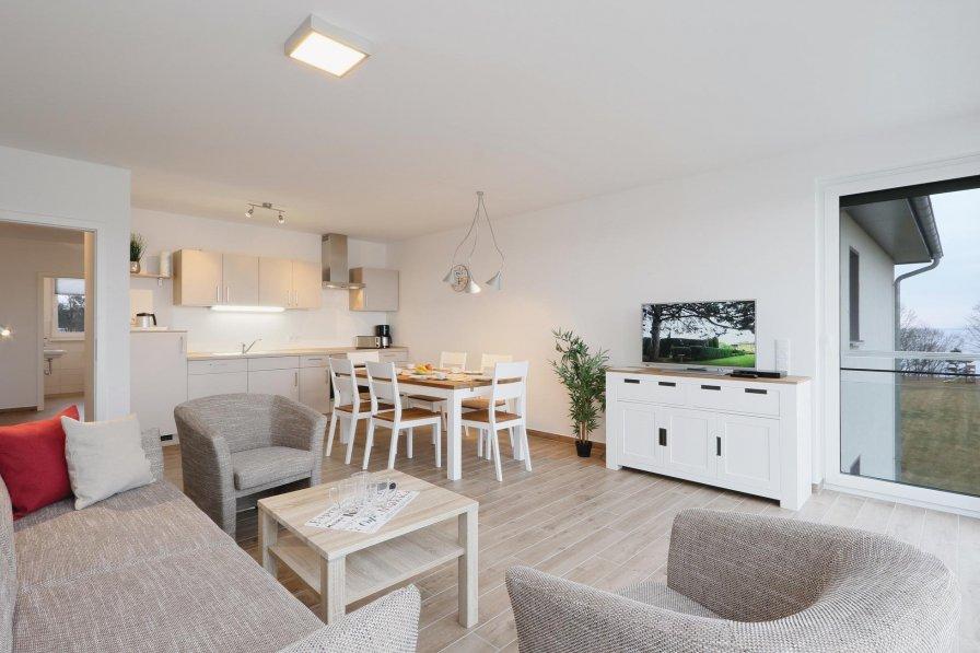 Apartment in Germany, Garz