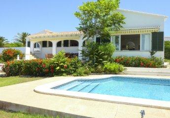 4 bedroom Villa for rent in Sant Lluis