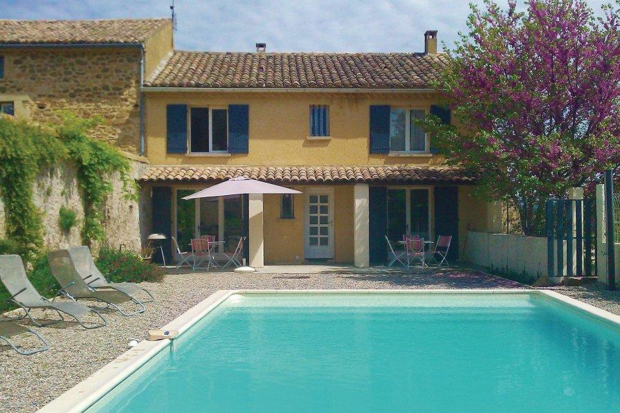 Villa in France, Rochegude