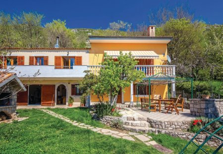Villa in Veli Dol, Croatia