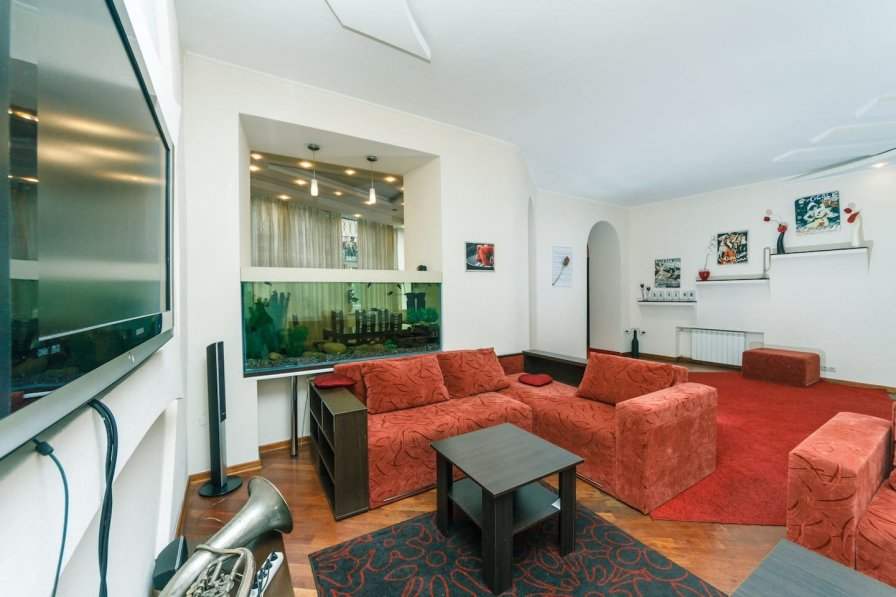 Owners abroad 4003 - Luxe.Three bedroom. 20a Shota Rustaveli str. Centre