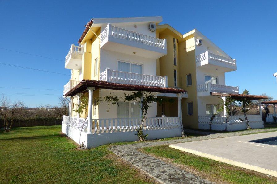 Duplex apartment in Turkey, Dalaman