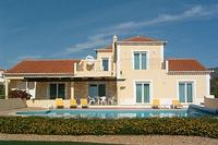 Villa in Portugal, Moncarapacho: heated pool with night lights, superb garden