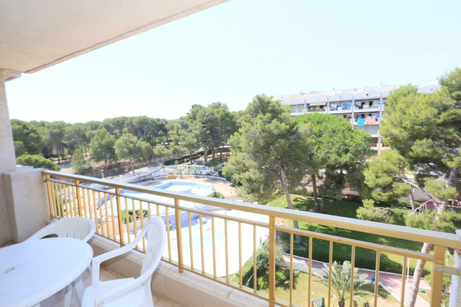 Apartment To Rent In Salou Spain With Swimming Pool 237943