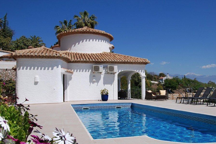 Villa in Spain, Monte Almendros