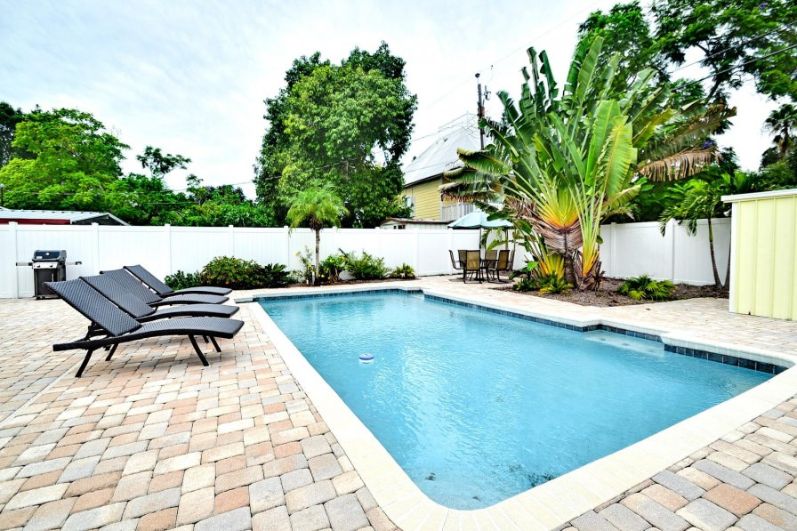 House in USA, Florida