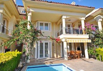 4 bedroom Villa for rent in Calis