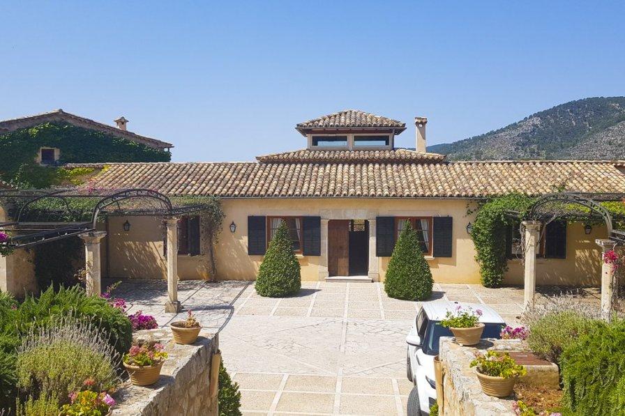 Villa in Spain, Alaró