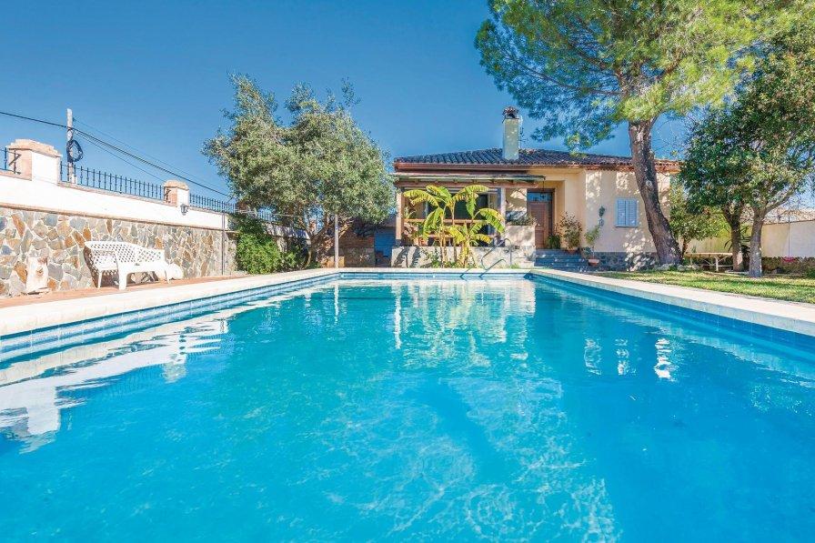 Villa in Spain, El Santiscal