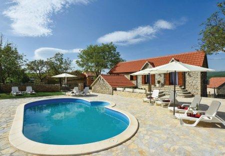 Villa in Biorine, Croatia