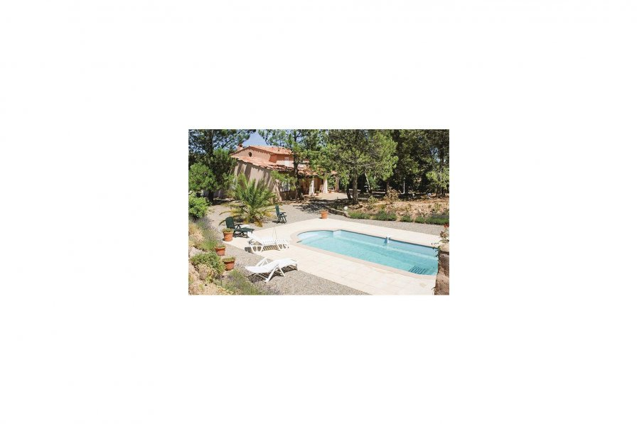 Villa with private pool in Le Plan-de-la-Tour