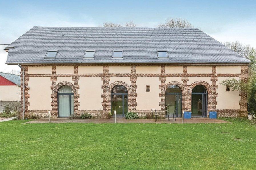 Villa in France, Grigneuseville