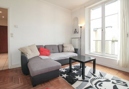 Apartment in Pasteur Madeleine, France