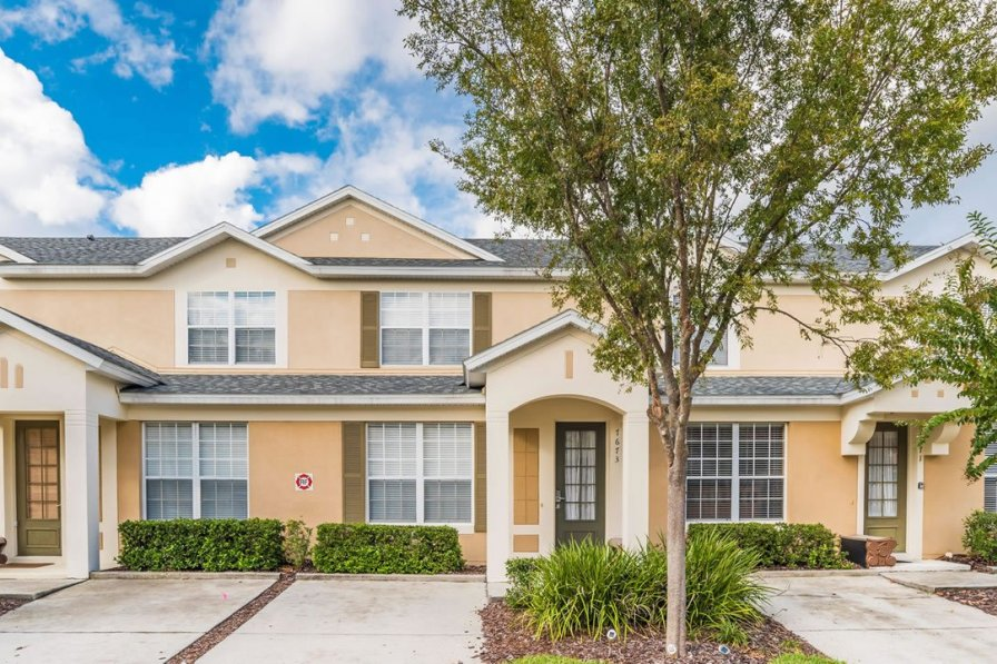 Villa To Rent In Kissimmee Florida With Private Pool 239199