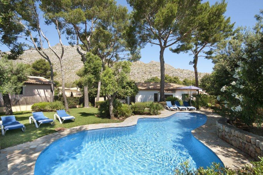 Villa in Spain, Cala San Vicente