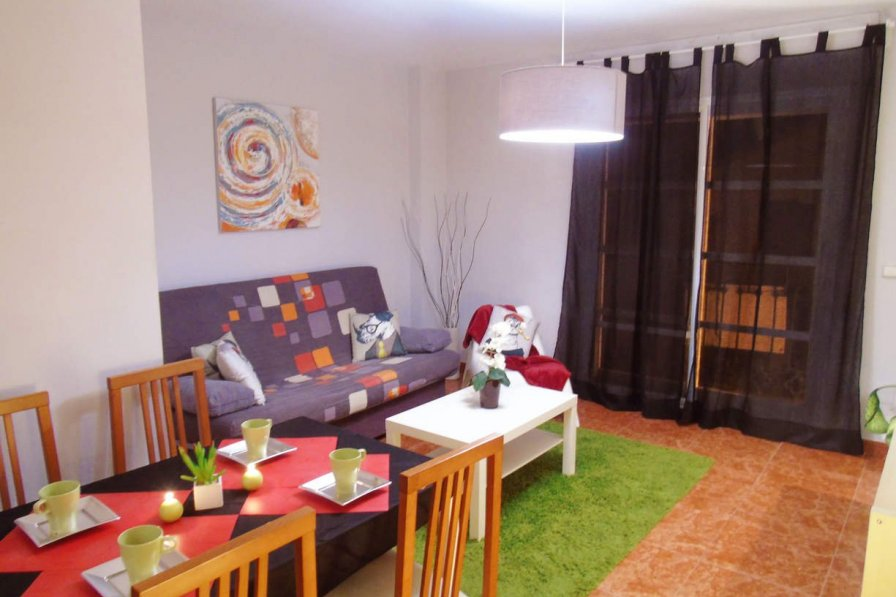 Apartment in Spain, Torre del Mar: