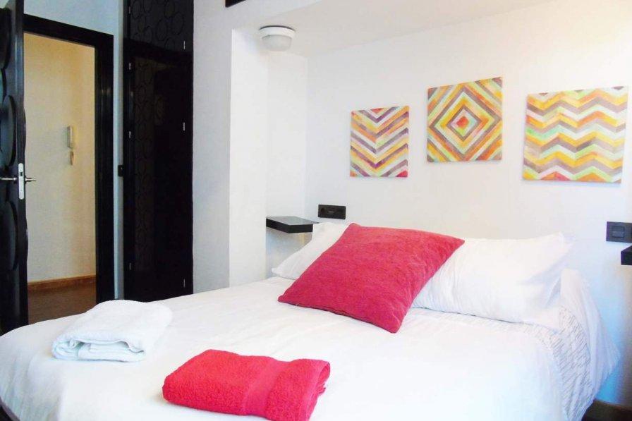 Studio apartment in Spain, La Goleta: